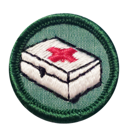 first-aid-badge